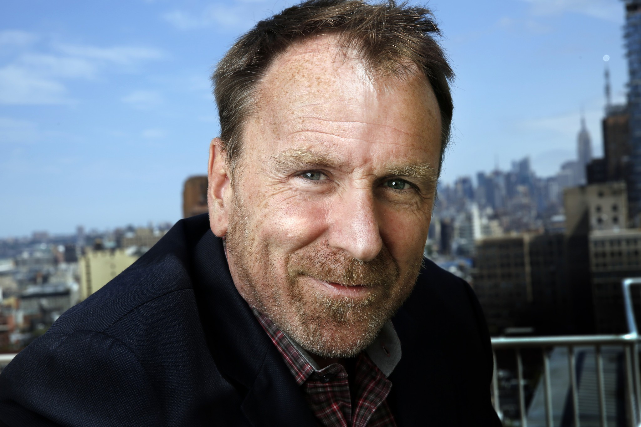 On His First Standup Tour In 7 Years Comedian Colin Quinn