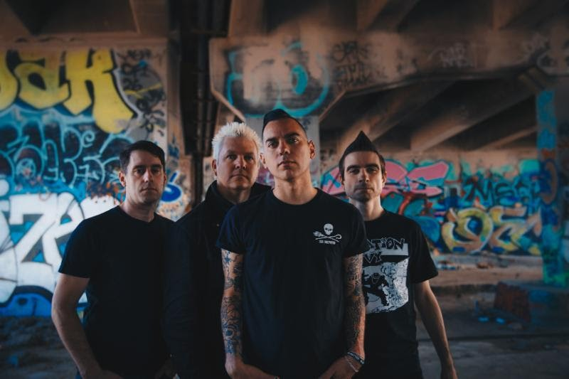Anti-Flag Singer Talks About the Band's Anti-Trump Tour | Scene and
