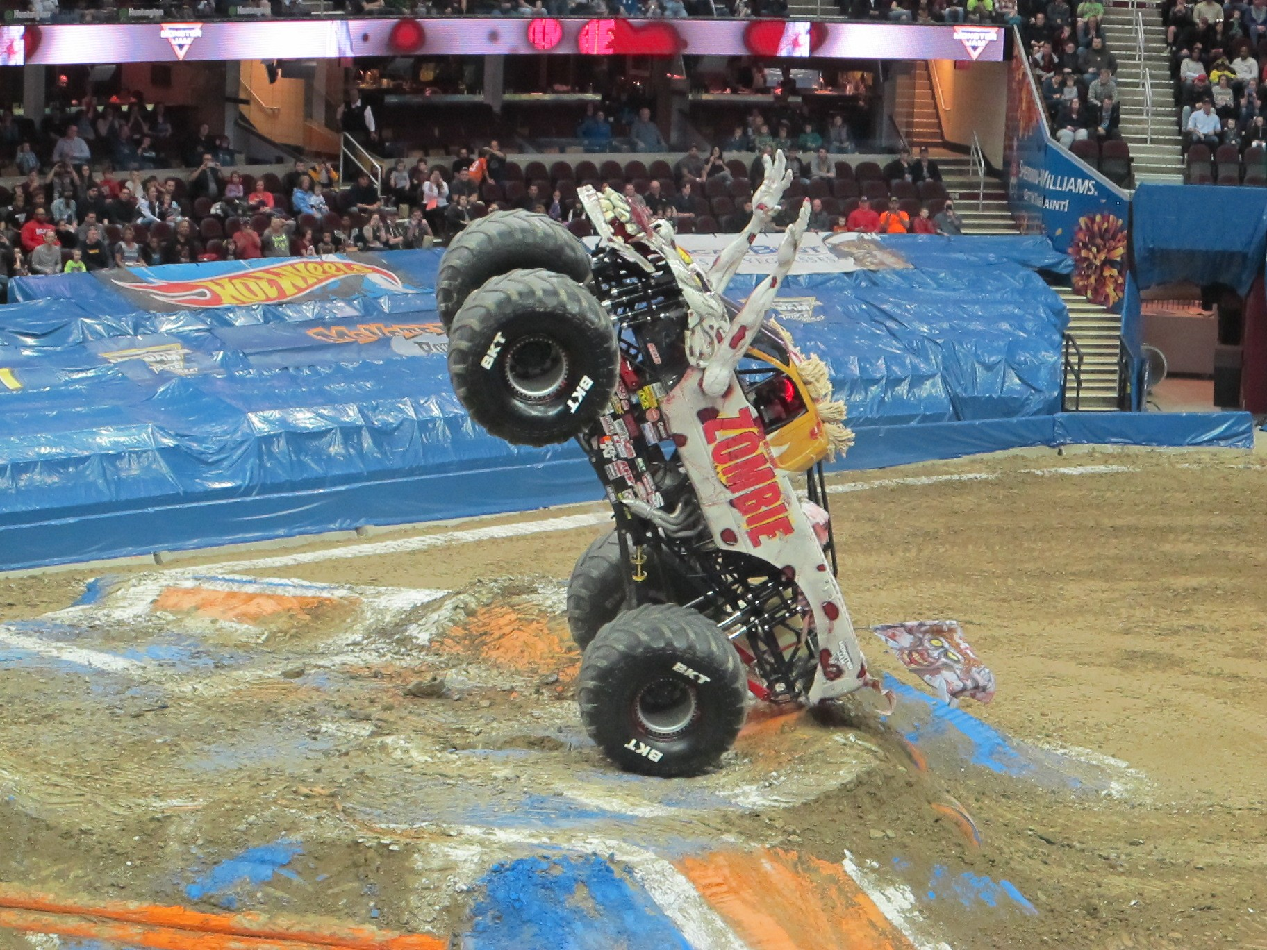 Monster Jam Coming to the Q This Weekend | Scene and Heard