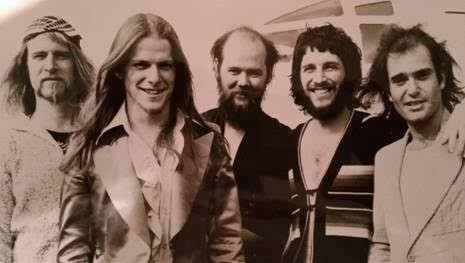 The Dixie Dregs, back in the day. - COURTESY OF MSO PR