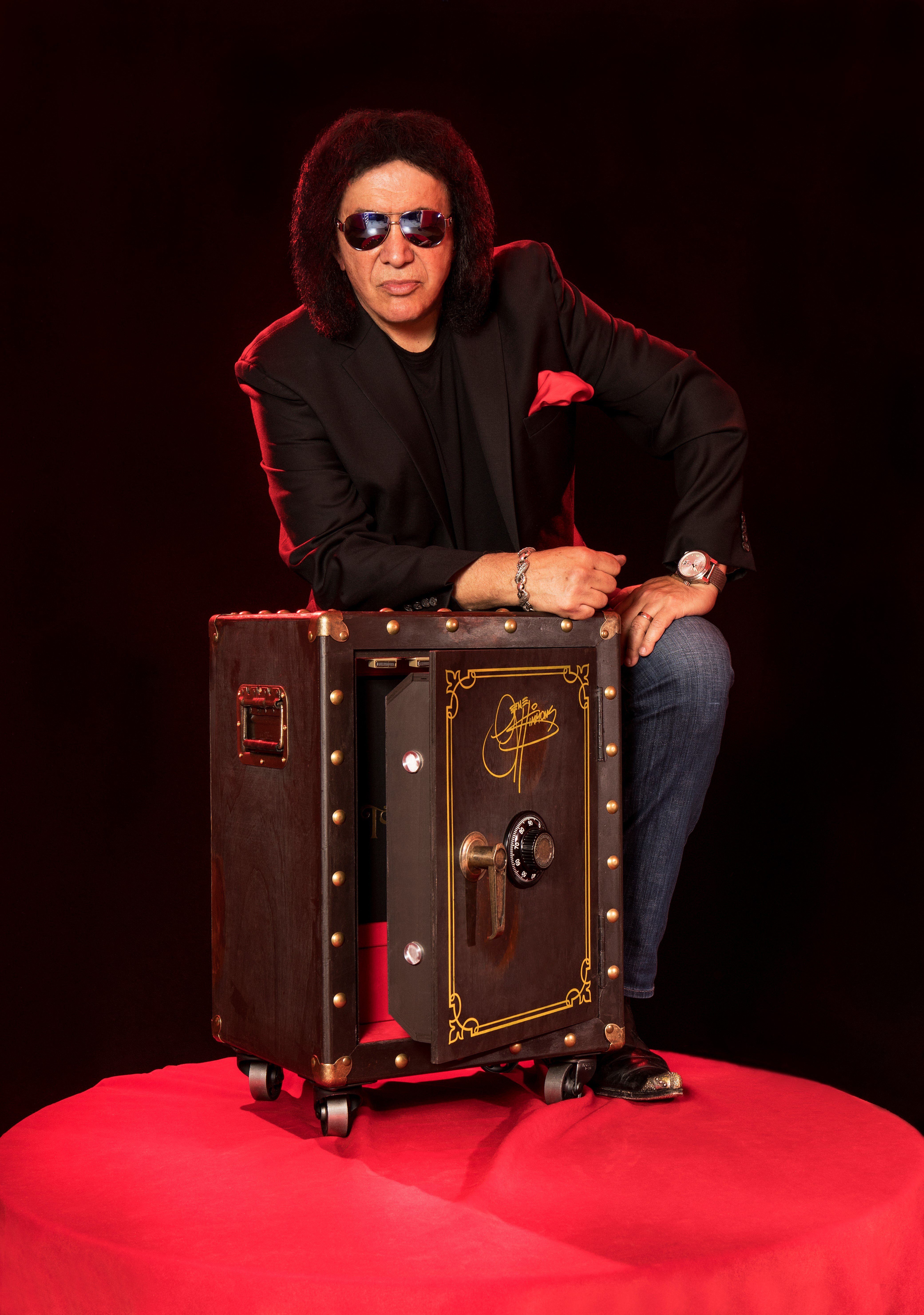 Gene Simmons To Bring His Vault Experience Tour To The Rock Hall