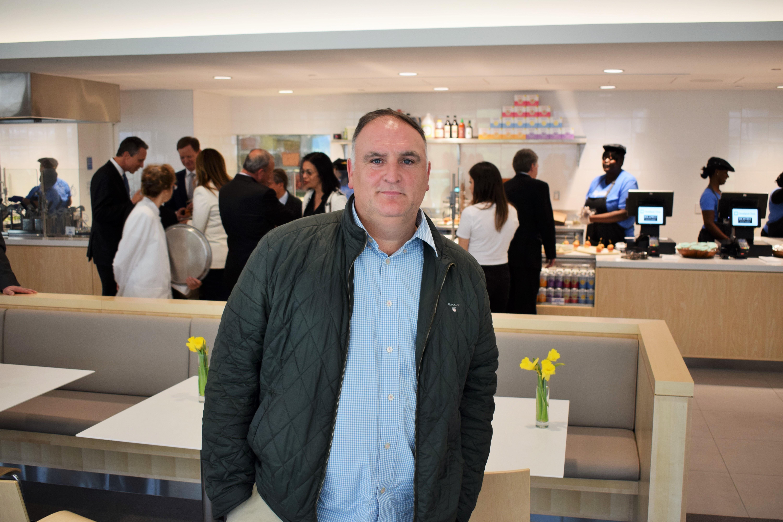 Chef José Andrés' Veggie-Focused Concept Beefsteak Opens