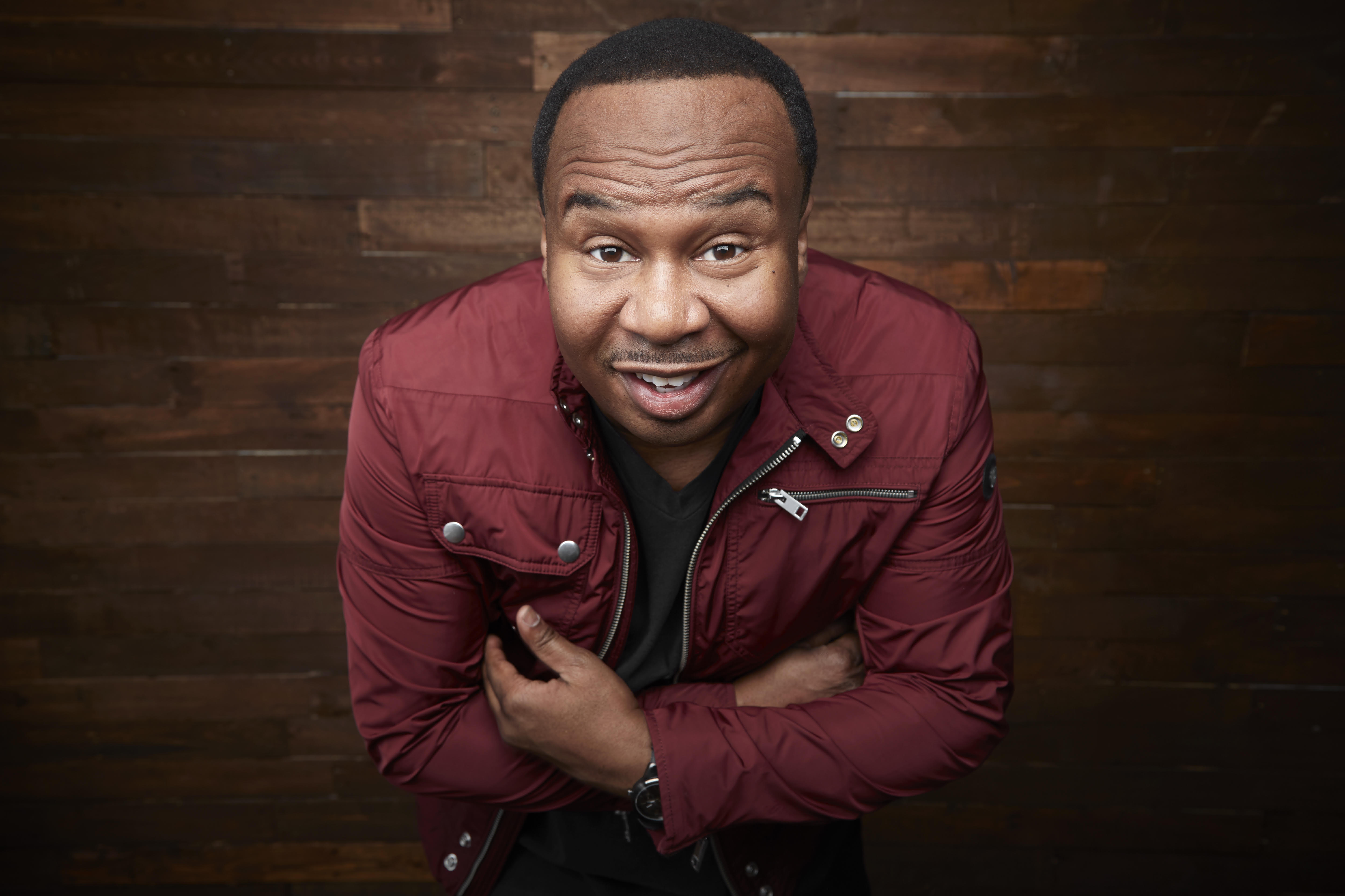 Roy Wood Jr Who Performs at Hilarities This Weekend Explains Why