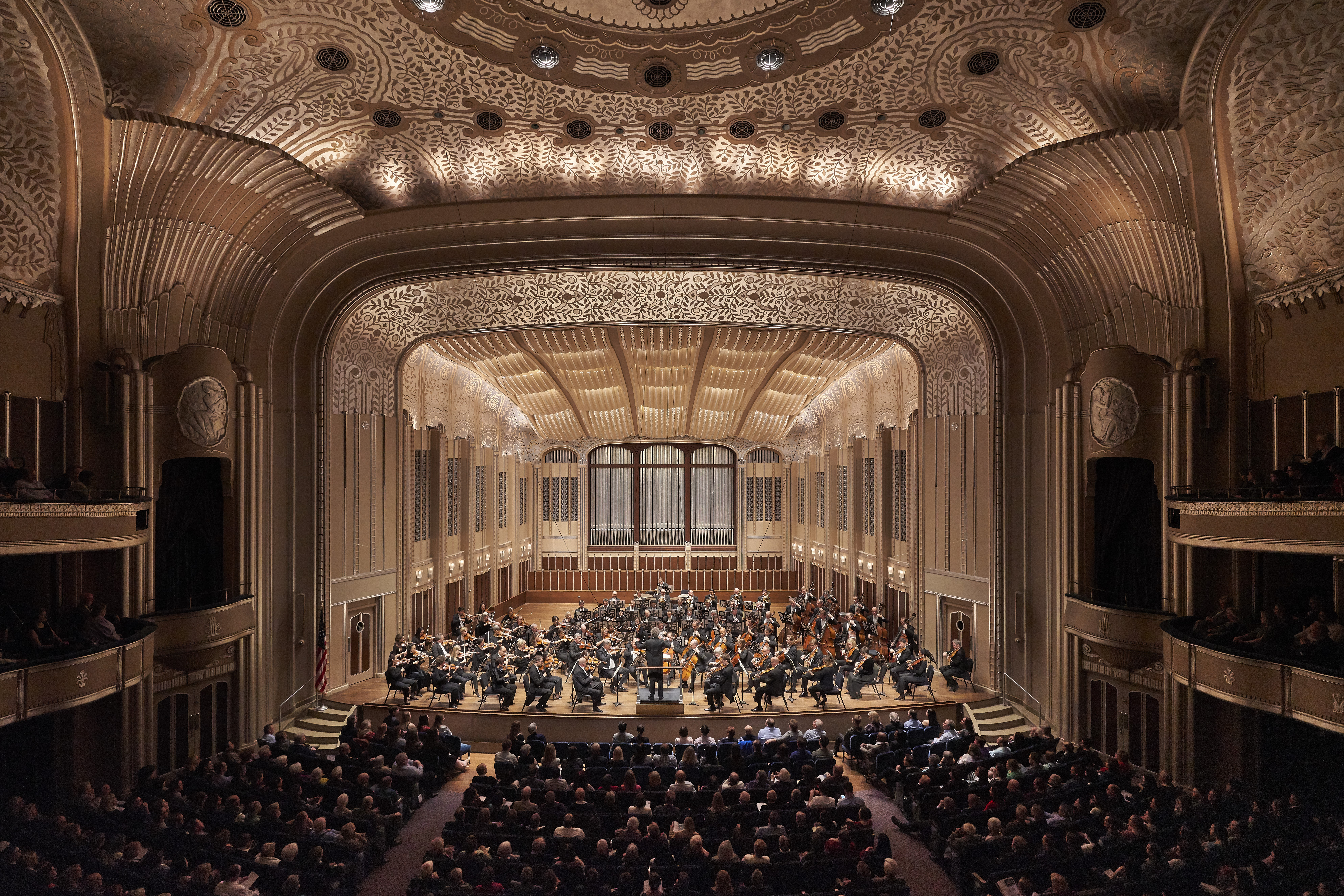 the cleveland orchestra's summers at severance series and the rest