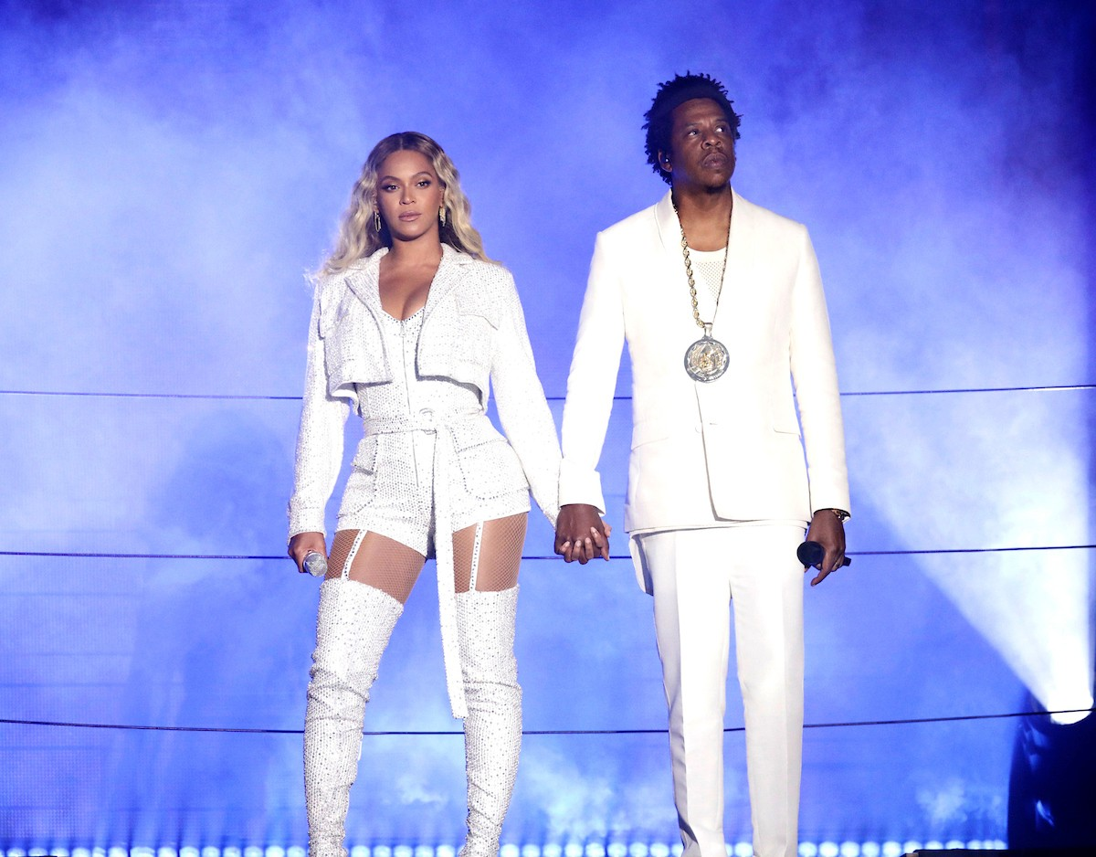 Beyoncé and Jay-Z Bring the Fire and Passion for Each Other