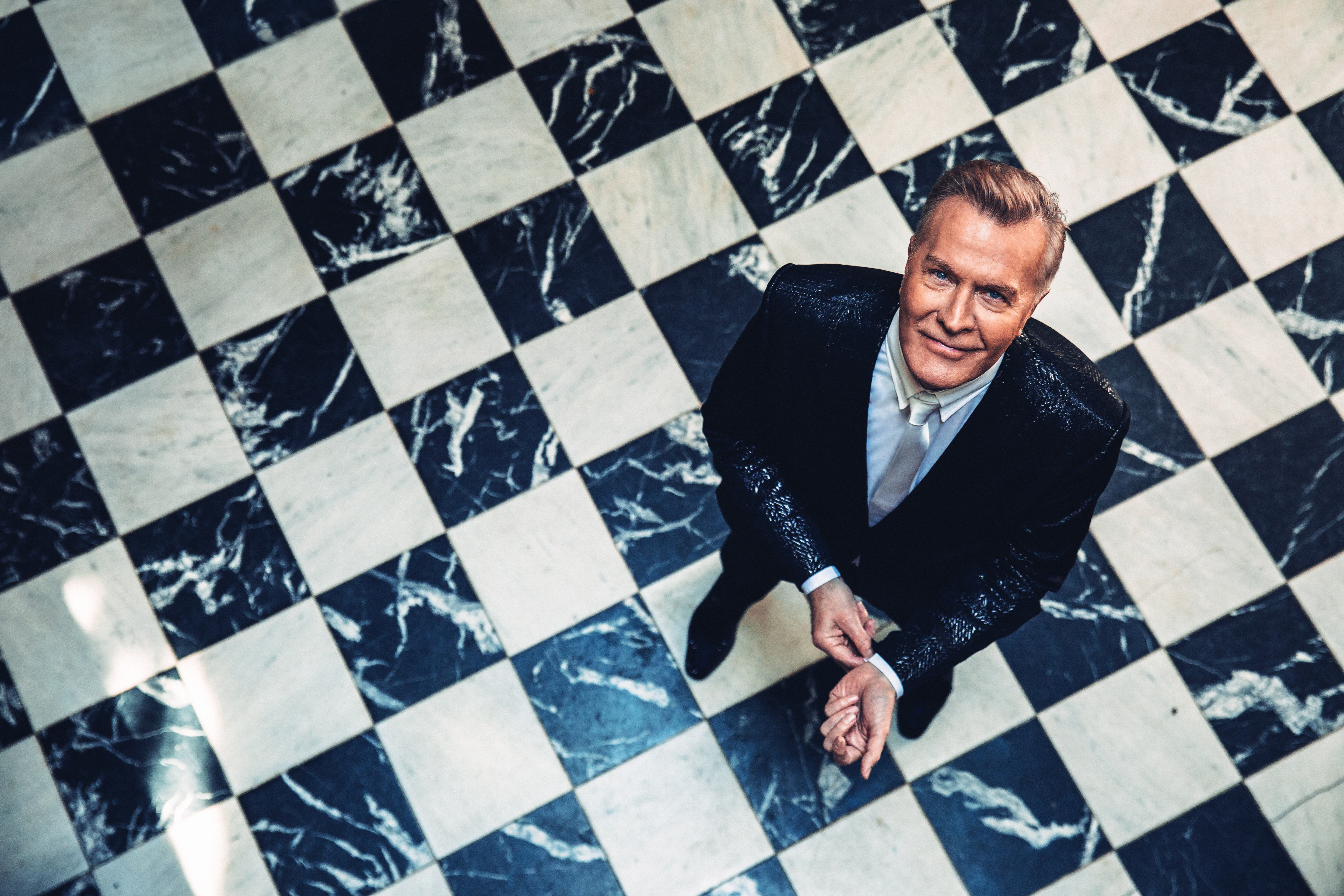 Martin Fry Who Performs This Week At Hard Rock Live As Part Of The