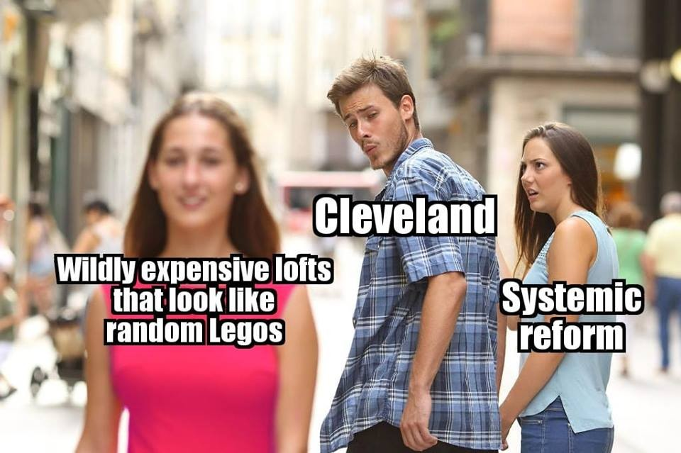 Good News! We're Paying More For Rent in Cleveland Than Ever