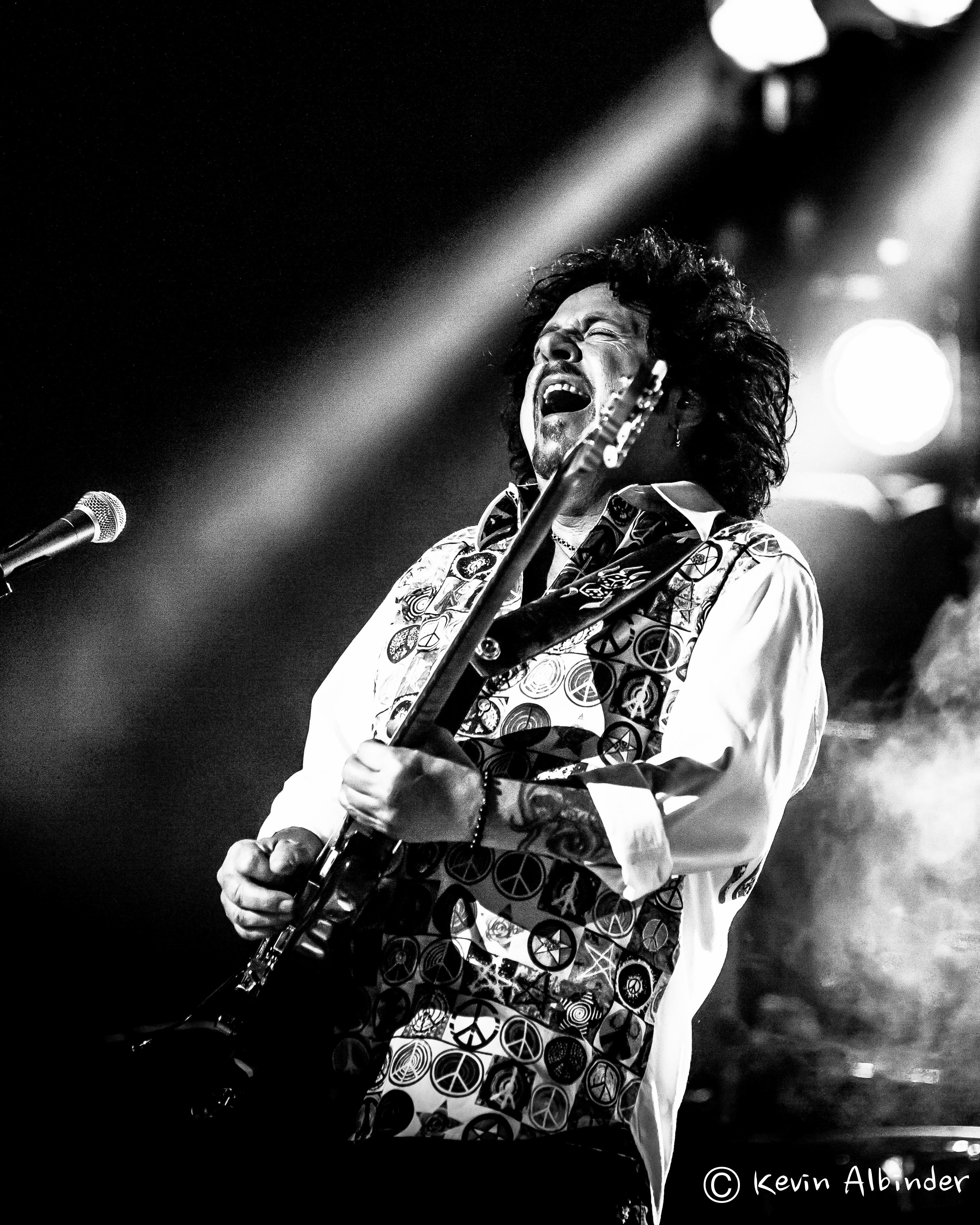 In Advance of This Weekend\'s Hard Live Concert, Toto Singer ...