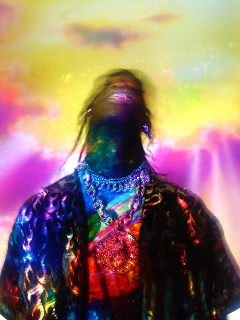 Rapper travis scott to play the q in december scene and heard courtesy of epic records reheart Image collections