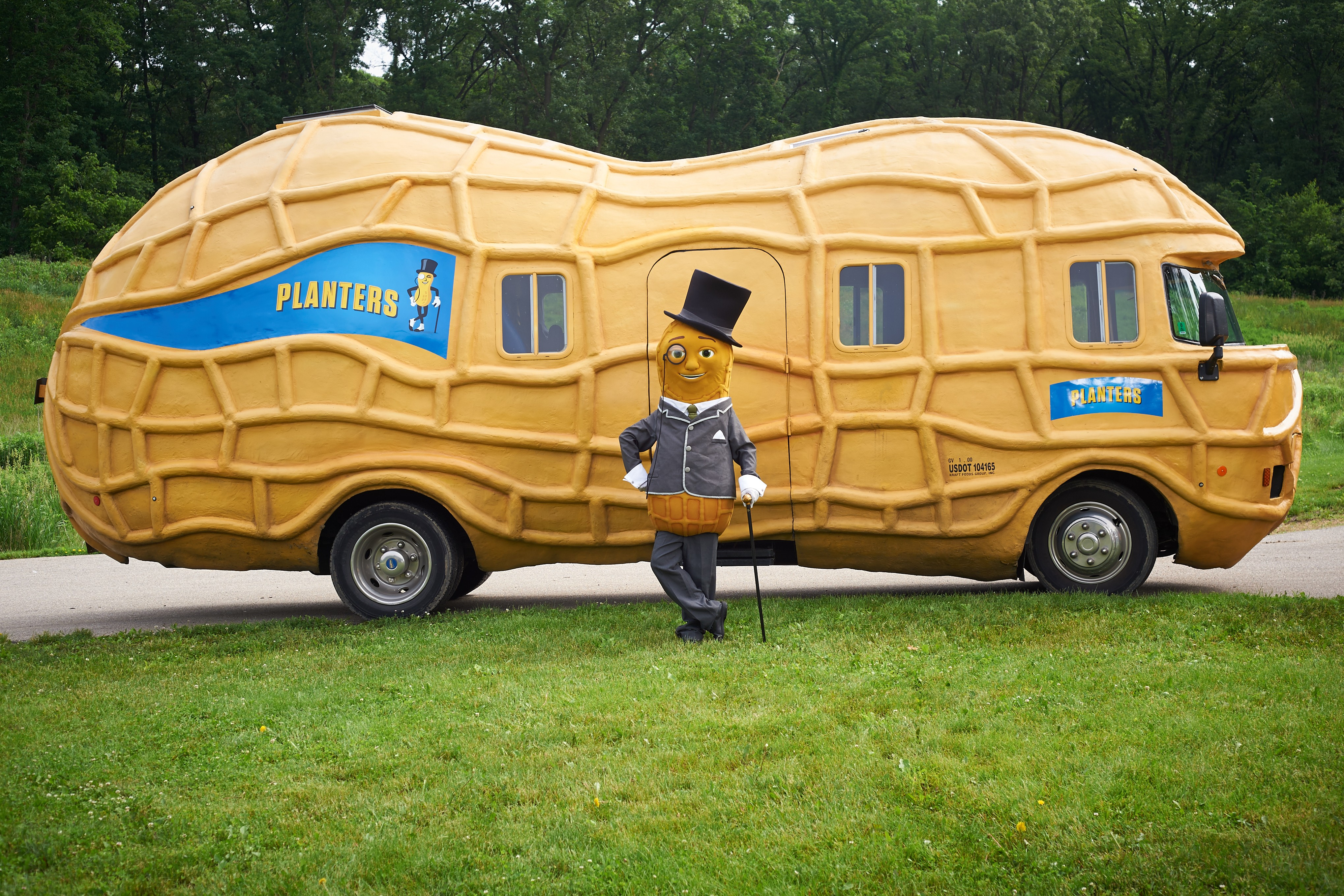2142869dc Hold On to Your Nuts! The Planters NUTmobile Comes to the Cleveland ...
