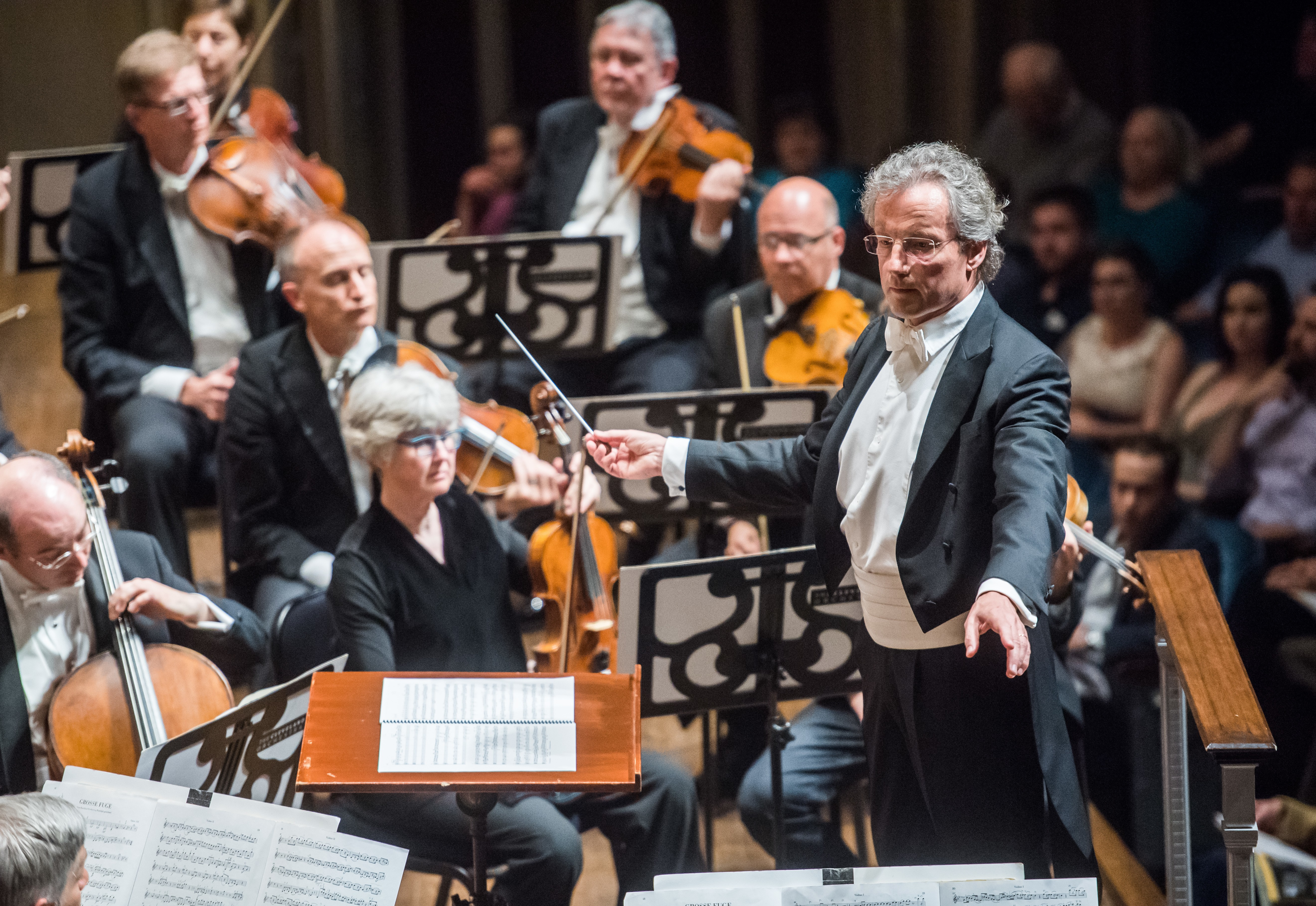 the cleveland orchestra opens its severance hall season and the rest