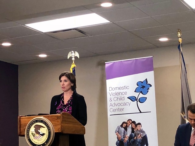 Melissa Kay Graves, CEO of Domestic Violence & Child Advocacy Center - BJ COLANGELO | CLEVELAND SCENE