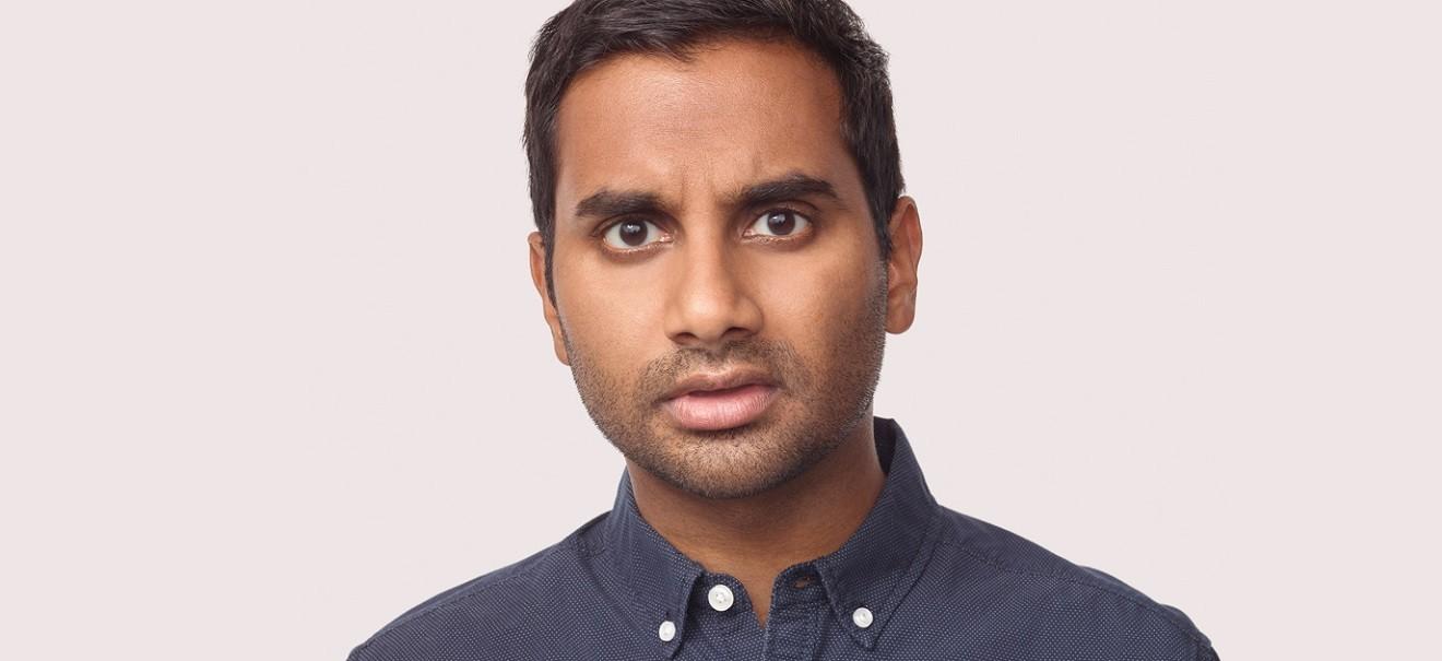 Aziz ansari next
