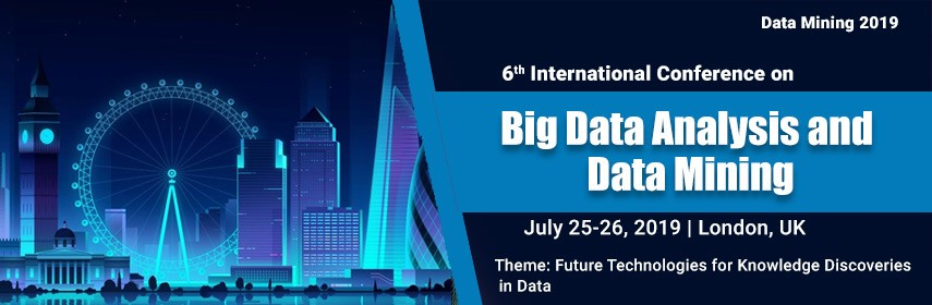 6th International Conference On Big Data Analysis And Mining