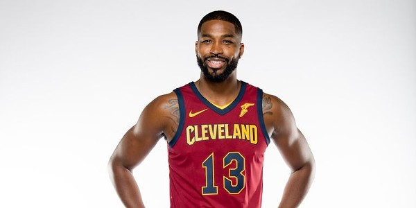 CLEVELAND CAVALIERS OFFICIAL HEADSHOT
