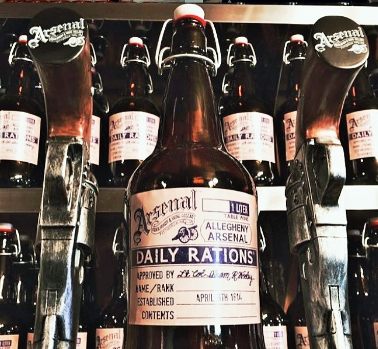 Pittsburgh-Based Arsenal Cider to Open Local Cidery in Ohio City