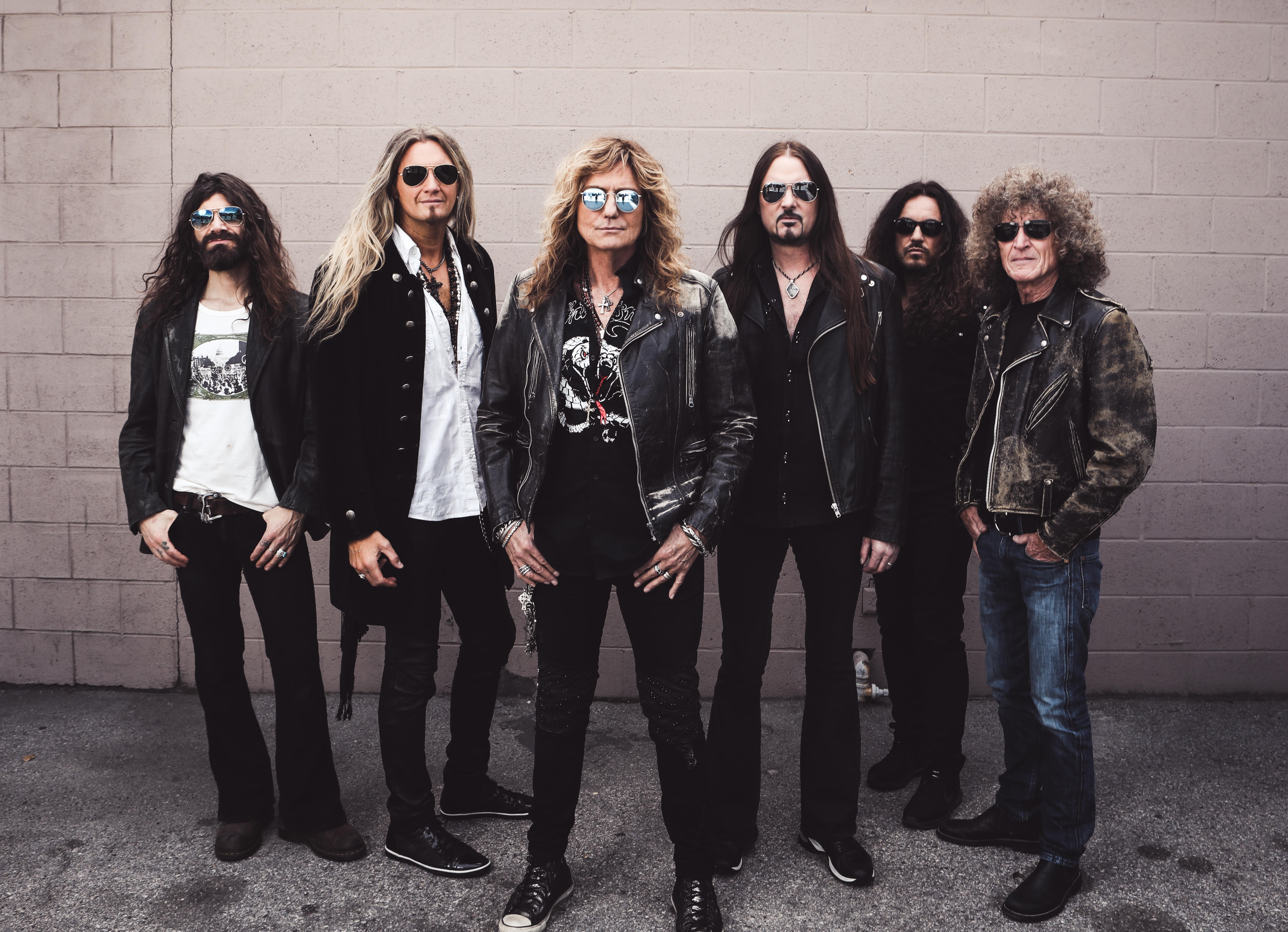 In Advance of Next Week's Show at the Agora, Whitesnake ...