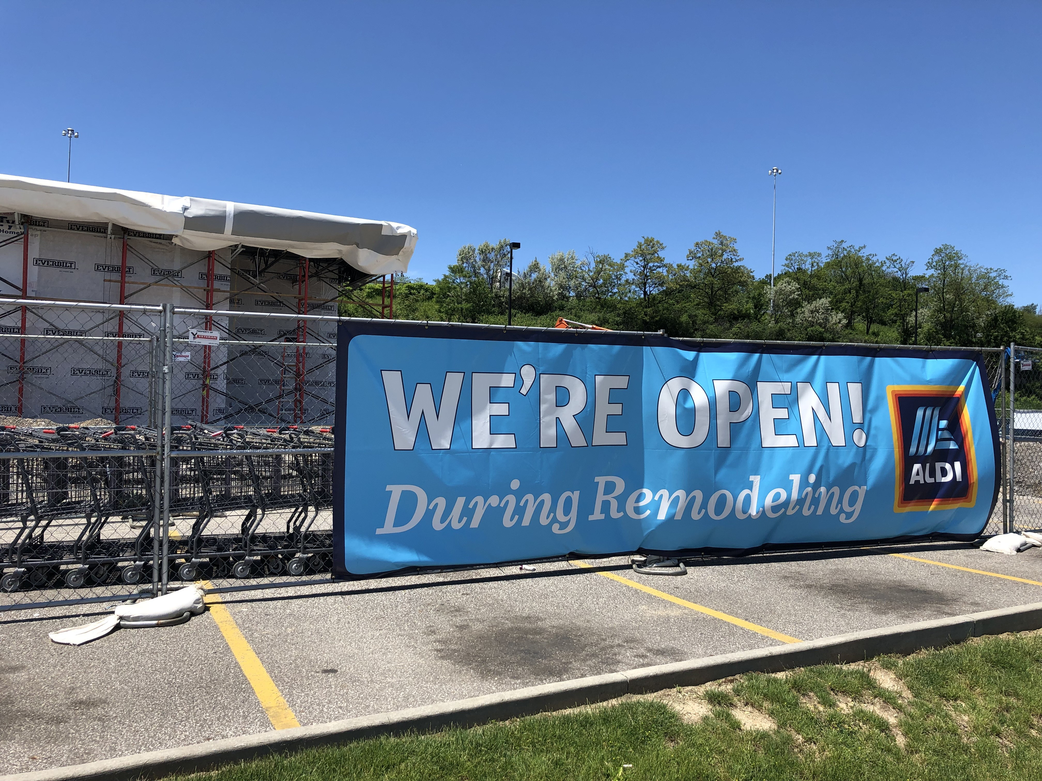 The Steelyard Aldi to Close in July for Renovations | Scene