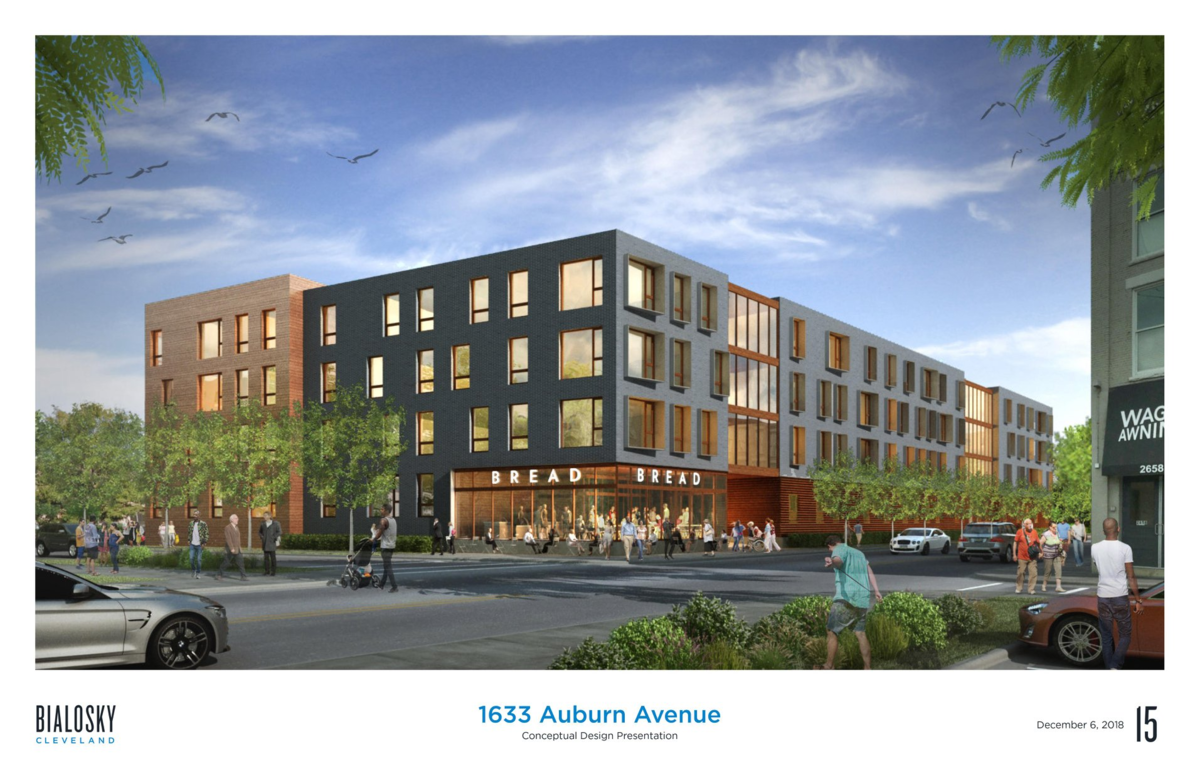 New Artisan Bakery Planned for Tremont Residential Development Project