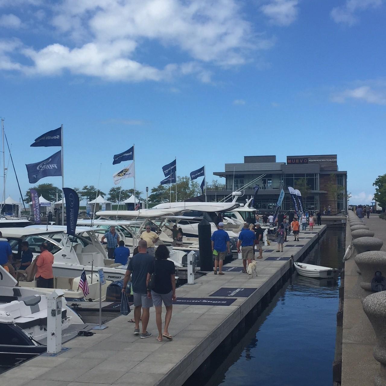 Annual Three-Day Progressive North Coast Harbor Boat Show To