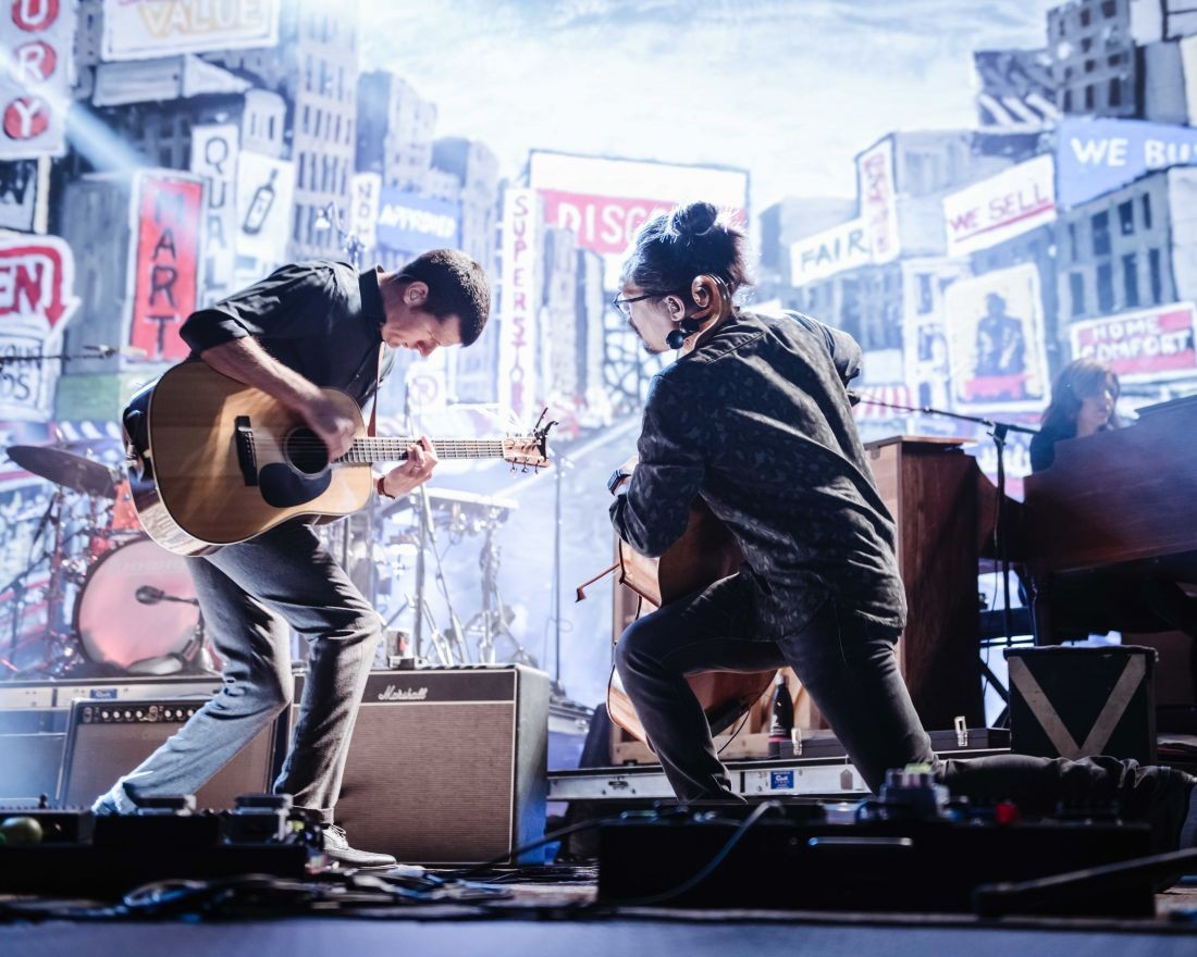 The Avett Brothers Offer Hope in the Face of Darkness to