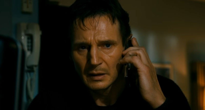 Actor Liam Neeson Went to Mahall's in Lakewood This Weekend ...