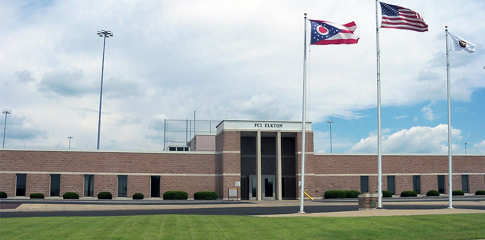 Elkton Federal Correctional Institution - FEDERAL BUREAU OF PRISONS