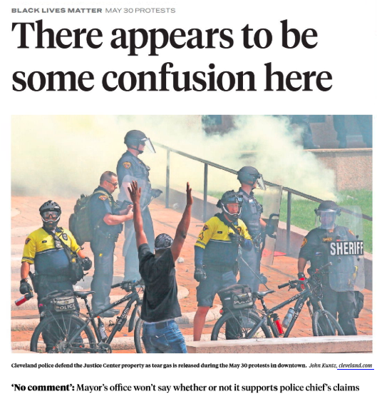 Plain Dealer, A1, 7/2/2020 - PLAIN DEALER E-EDITION