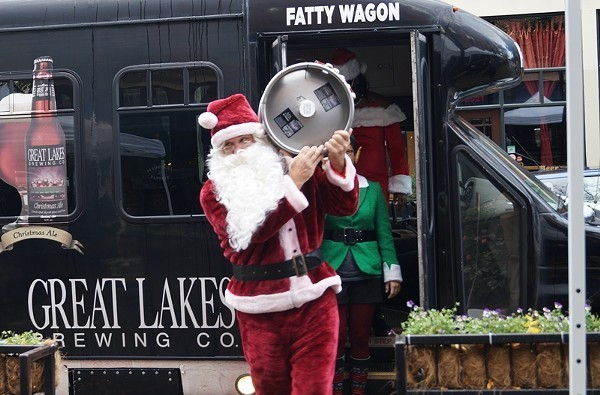 Great Lakes' Christmas Ale First Pour Will Go On This Year, But