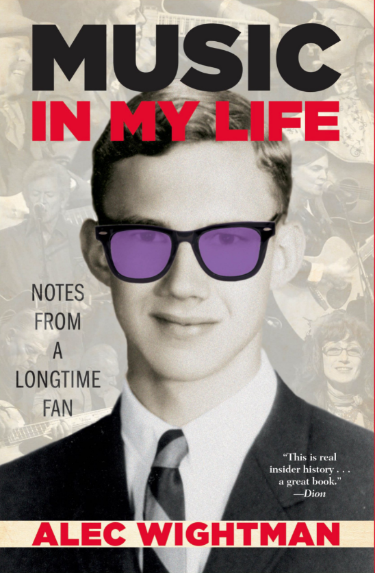Cover art for Alec Wightman's new memoir. - COURTESY OF ALEC WIGHTMAN