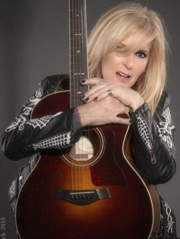 Guitarist Lita Ford. - COURTESY OF FREEMAN PROMOTIONS