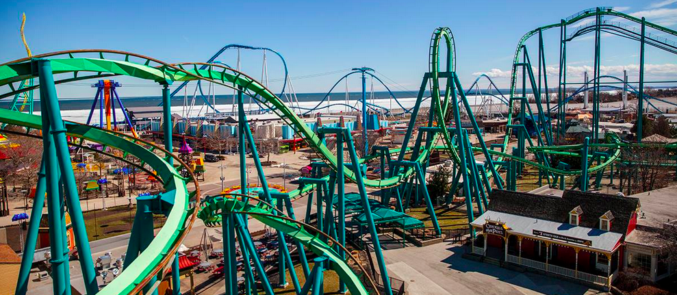 Cedar Point Ranked Among Best Amusement Parks In The World - The 14 best theme parks in the world