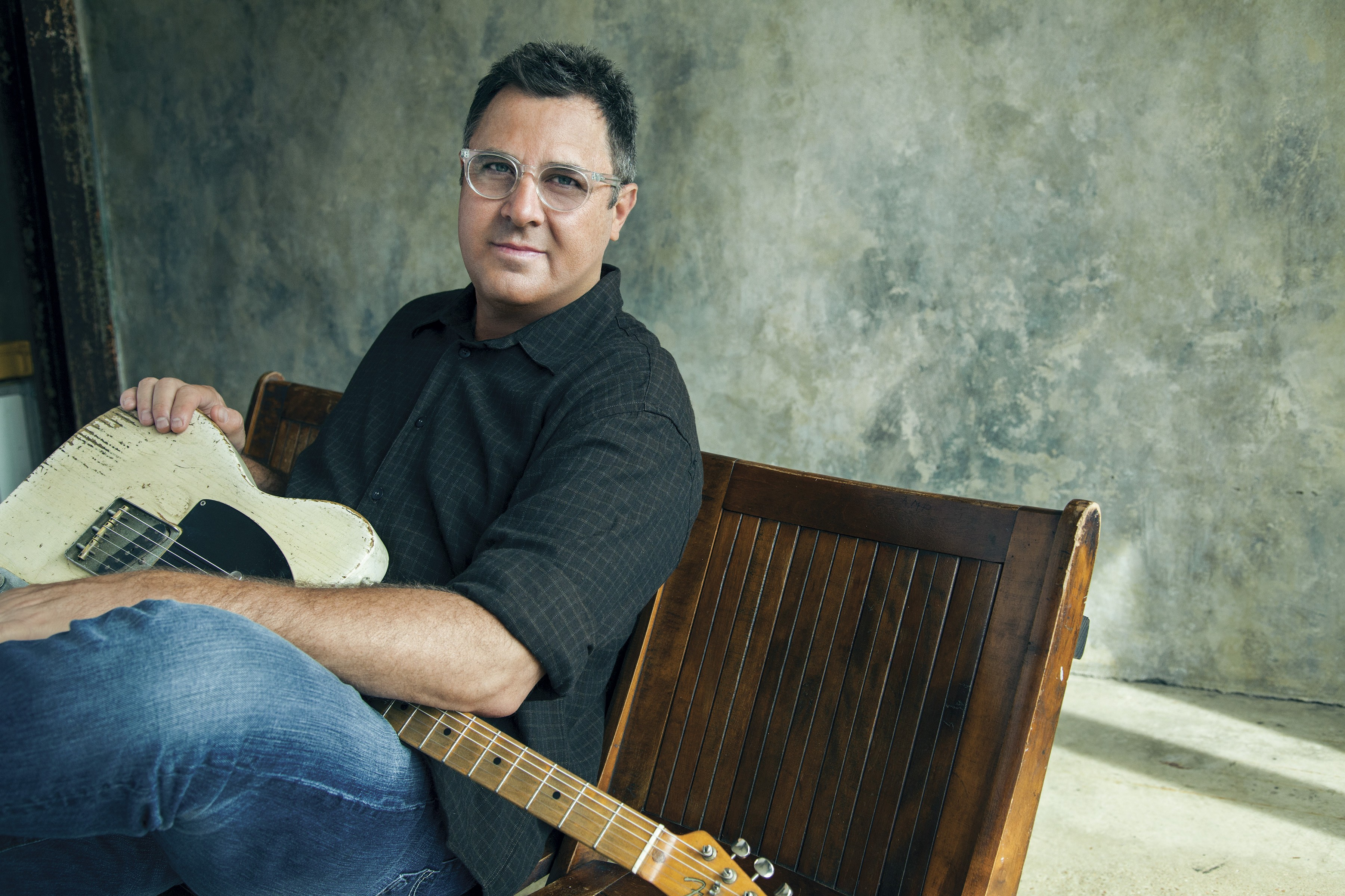Country Singer-Guitarist Vince Gill Reflects on his