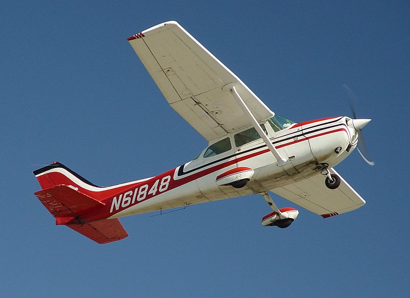 Cessna 172 - DANIEL PIOTROWSKI/WIKIMEDIA