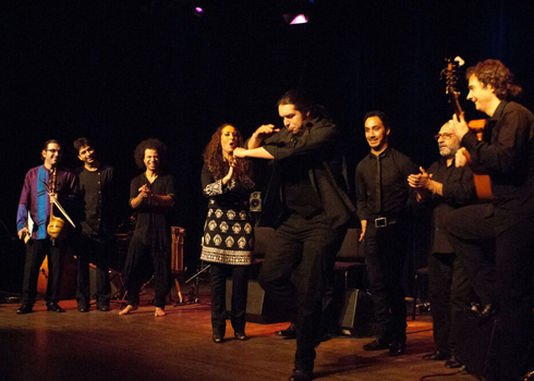 FLAMENCO AND IRANIAN CLASSICAL MUSIC? YEP. SEE WEDNESDAY.