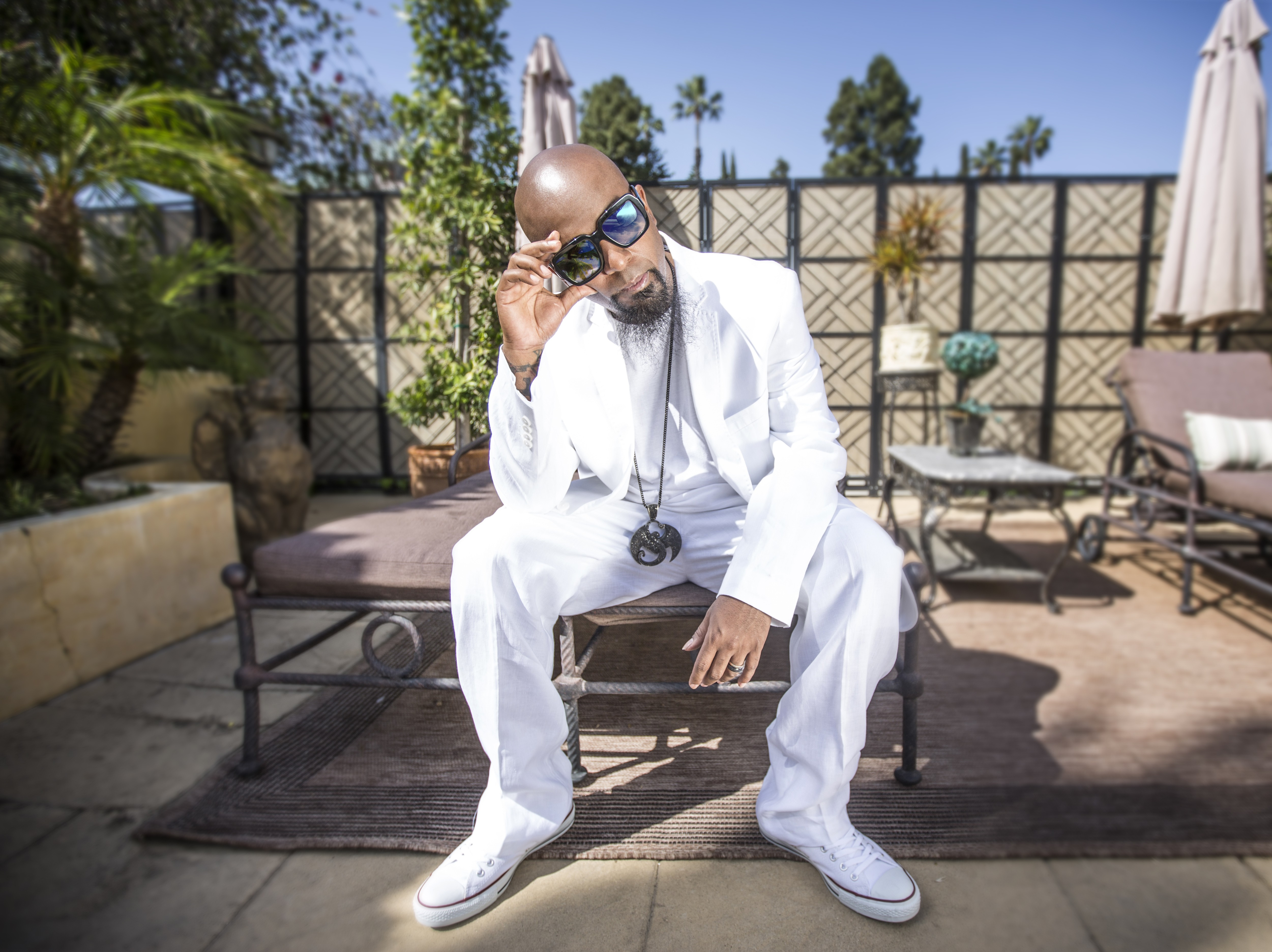 Rapper Tech N9ne Pushes the Boundaries of Conventional Hip