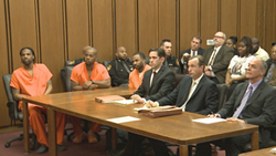 The convictions of the East Cleveland 3 were overturned last year. - WKYC STILL