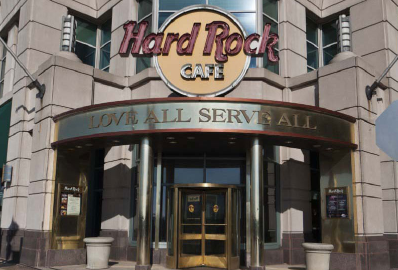 COURTESY HARD ROCK