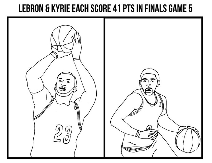 click to enlarge obrien - Cleveland Sports Coloring Book