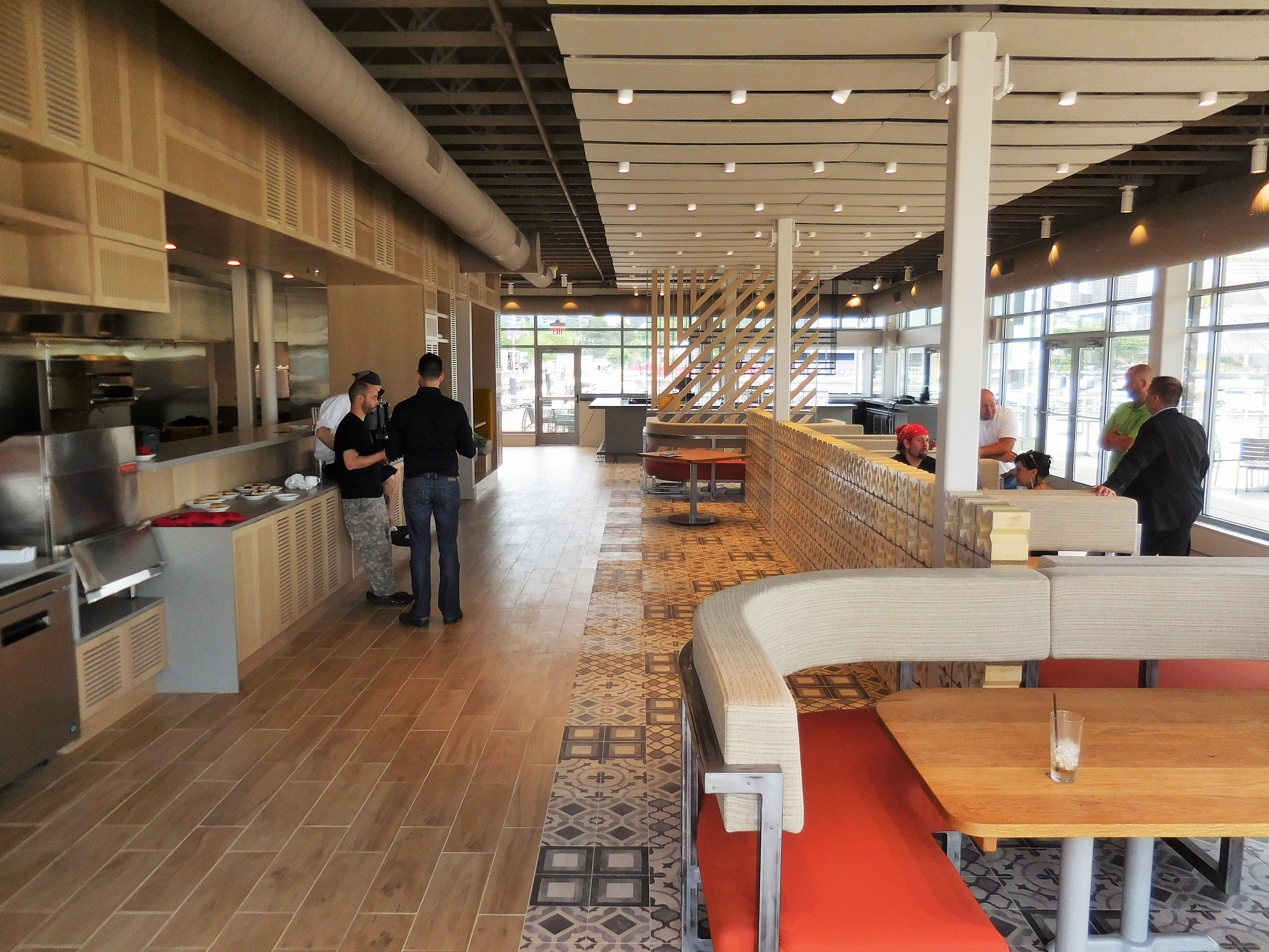 First Look: Nuevo Modern Mexican on the E. Ninth Street ...