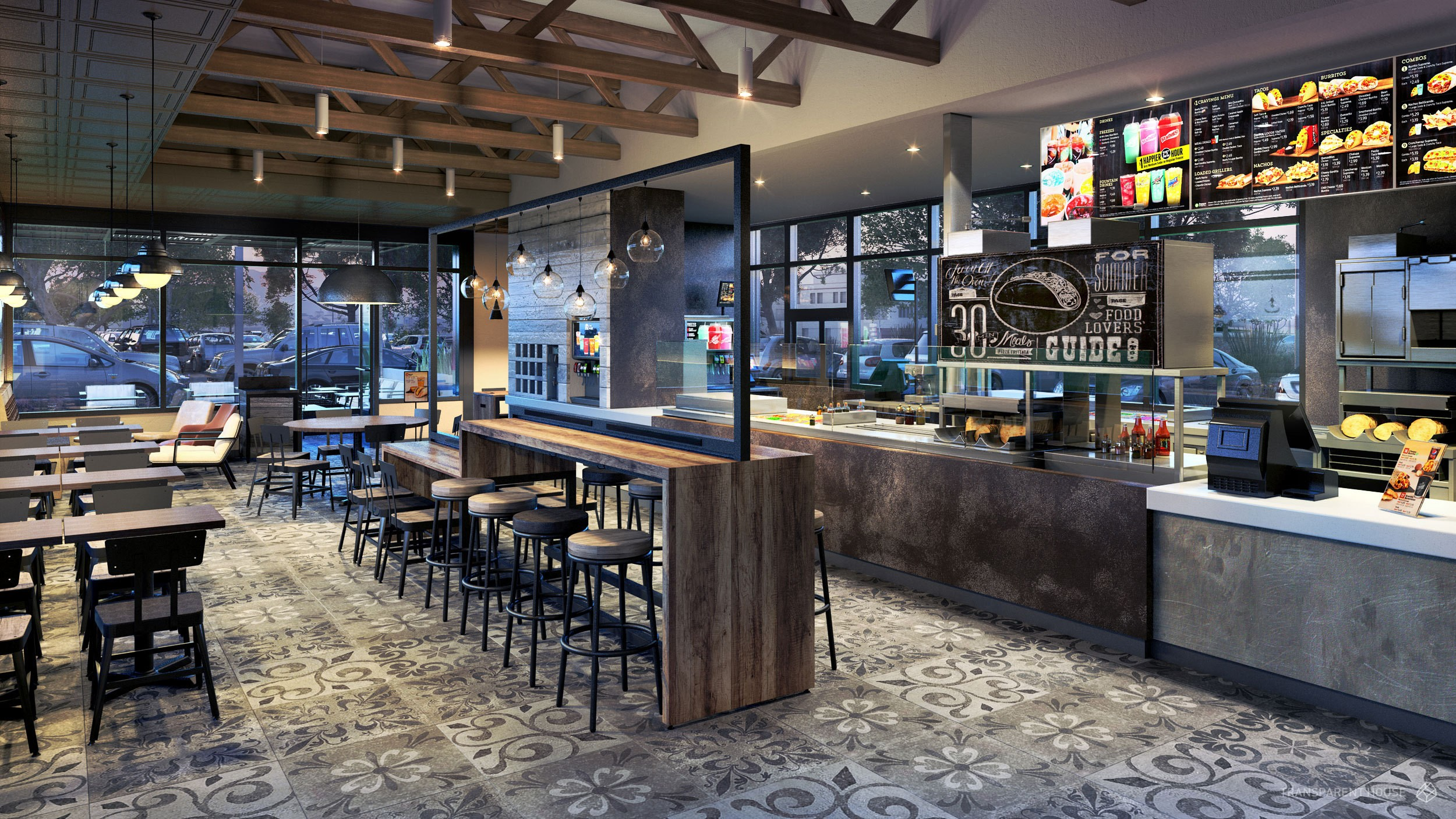 Date Set For Boozy Opening Of Taco Bell Cantina Scene