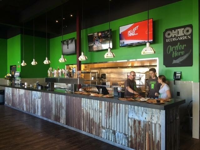 Now Open: Ohio Beer Garden in North Olmsted | Scene and Heard ...