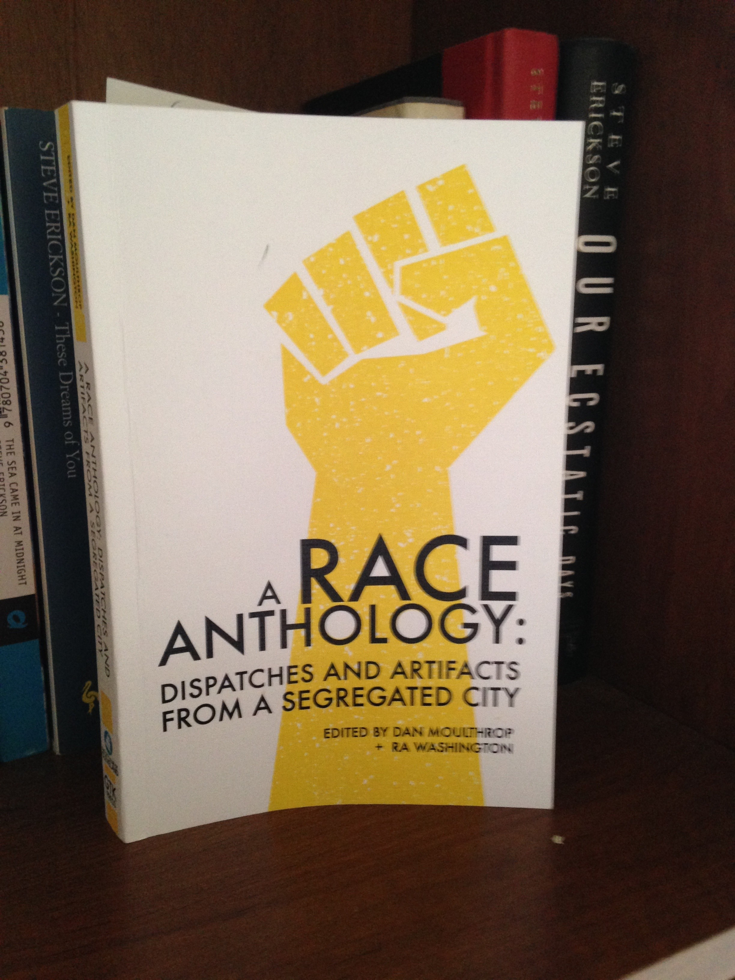 new anthology shines spotlight on how race has impacted click to enlarge