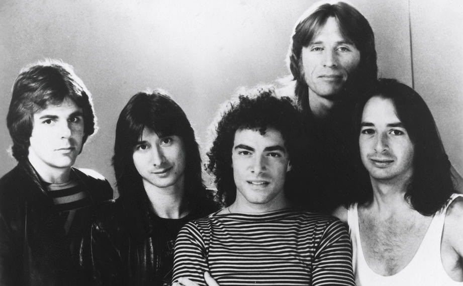 Journey, back in the day. - ROCK & ROLL HALL OF FAME