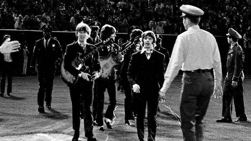 The Beatles - KOH HASEBE/SHINKO MUSIC/GETTY