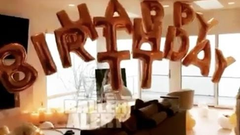 Inside Khloé Kardashian's Baller Birthday Party for BF Tristan Thompson