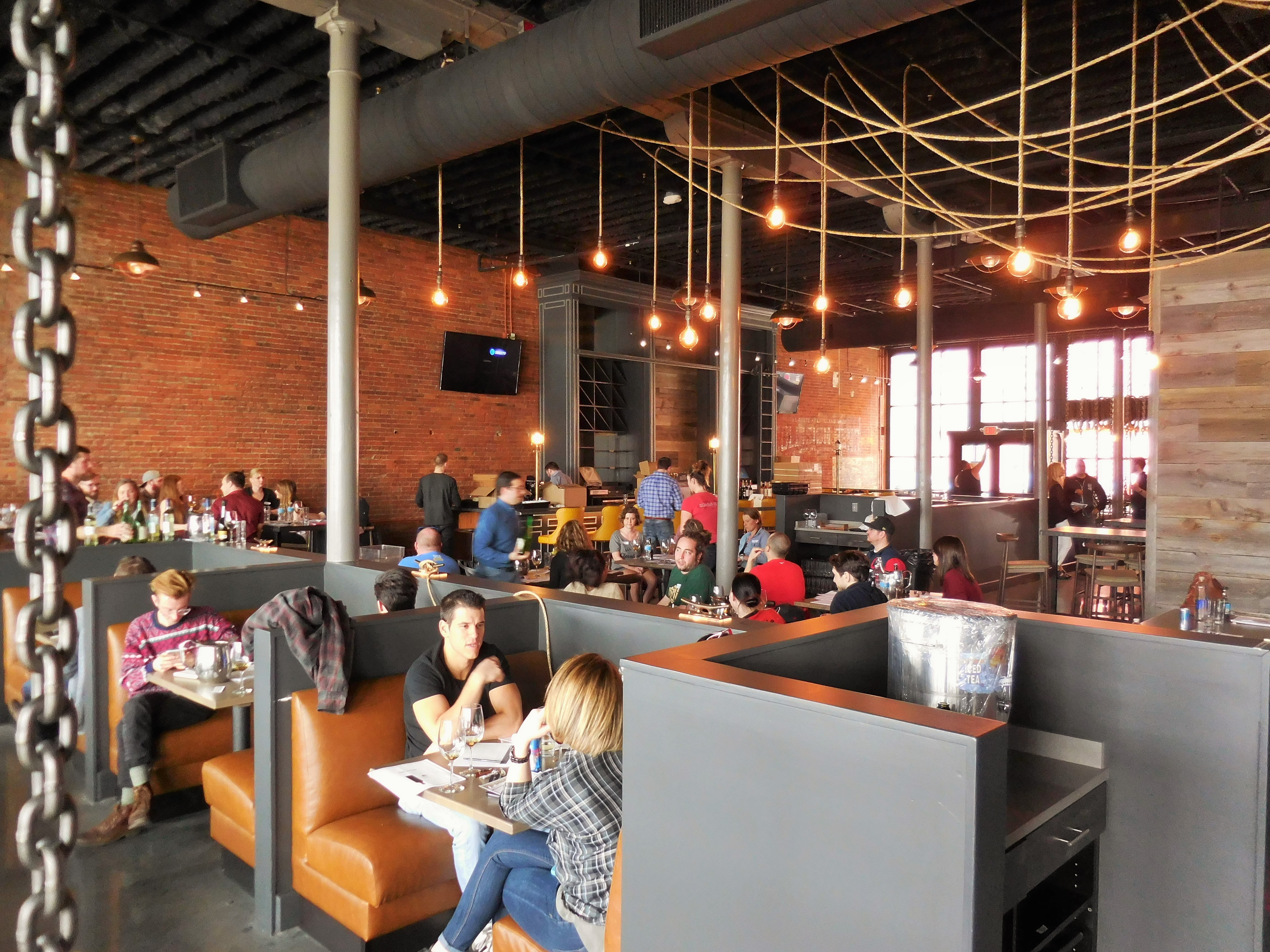 First Look Collision Bend Brewery In The Flats Scene