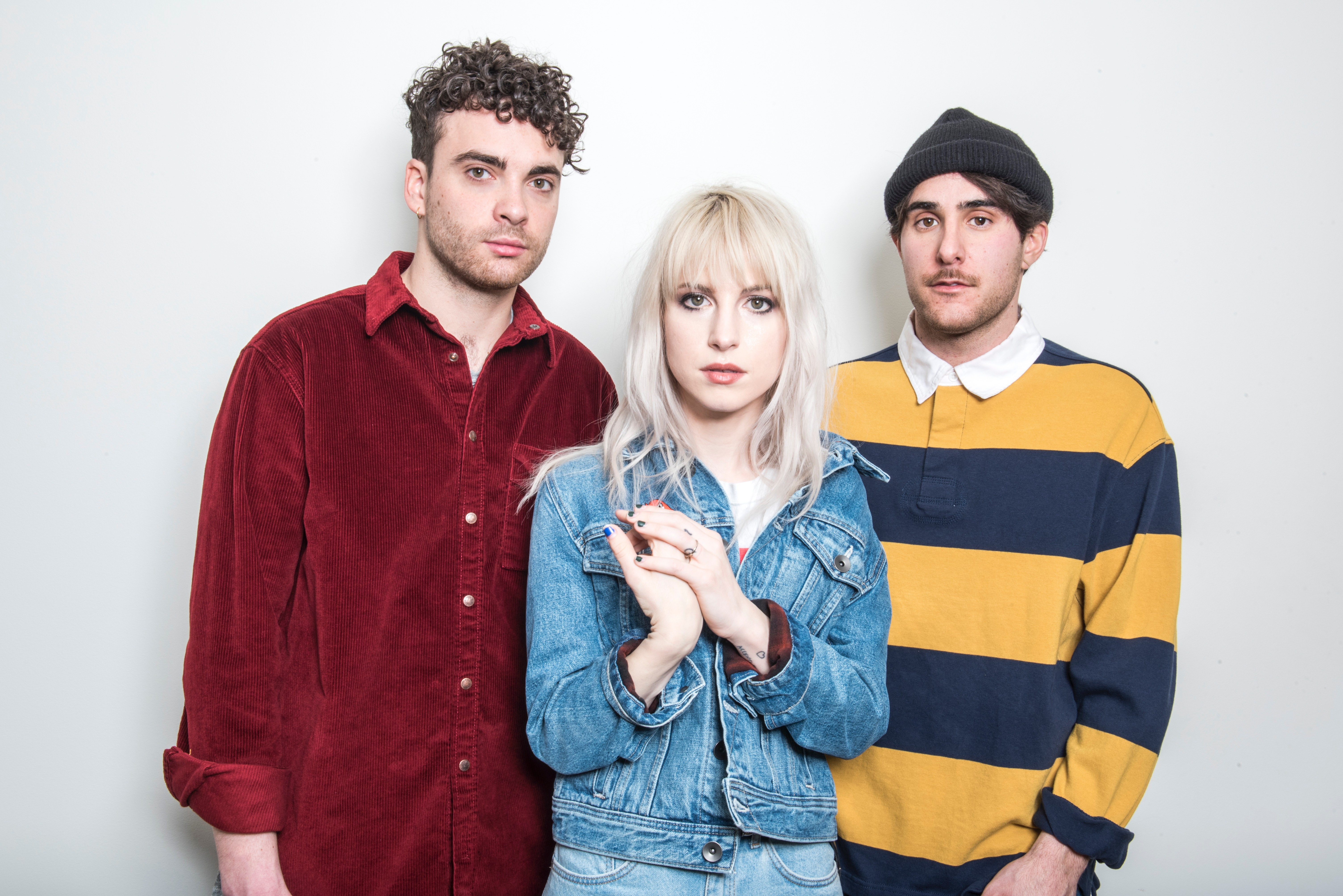 Indie Rockers Paramore to Play the Akron Civic in October ... Paramore Hard Times Lyrics