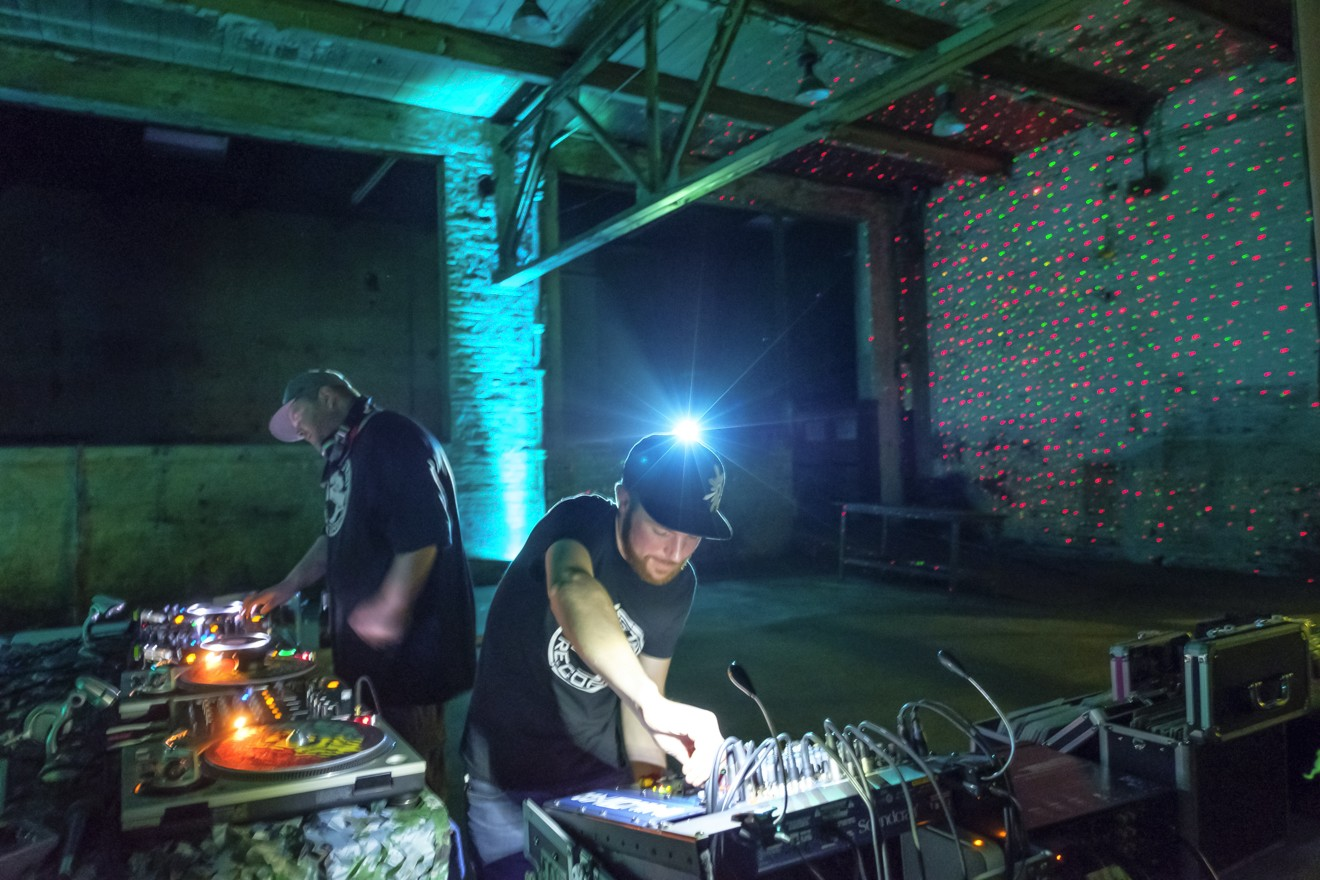 Steel Yard Sound System Launches Its Warehouse Parties This Month ...