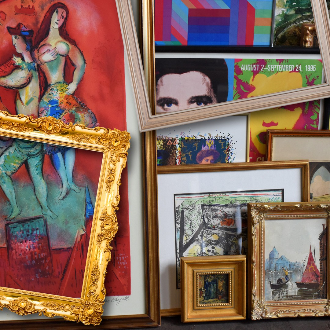 Upcoming Furniture Sales: VNTG Home Showcases Collectible Vintage Art At Upcoming